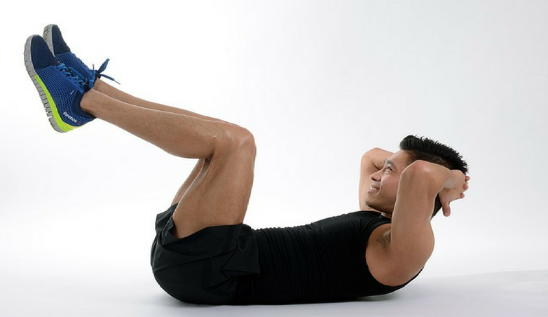 exercícios para afinar cintura