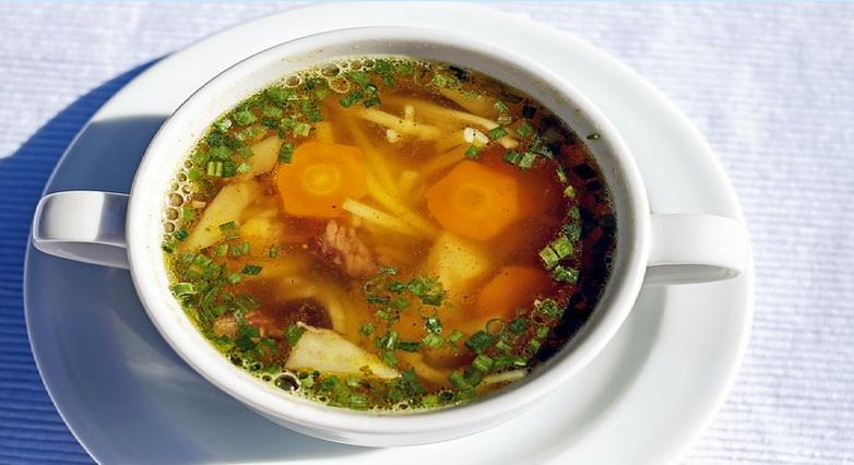 sopa para emagrecer rápido