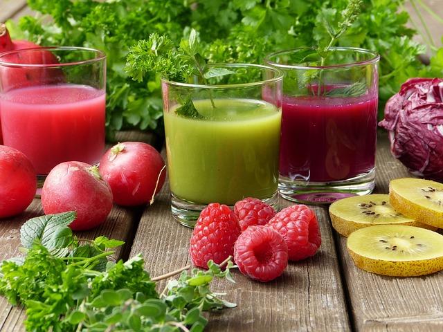 receitas de sucos detox para emagrecer