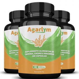 Agarlym Emagrecedor Natural