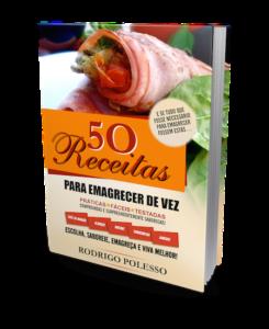 50 receitas para emagrecer de vez pdf