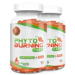 Phyto Burning Caps como tomar