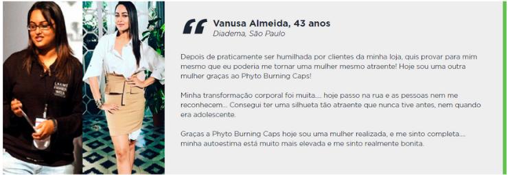 Phyto Burning Caps Resenha